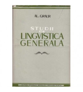 Studii de lingvistica...