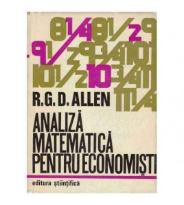 Analiza matematica pentru...