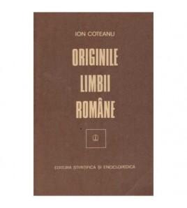 Originile limbii romane