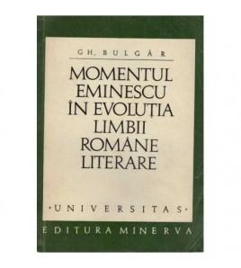 Momentul Eminescu in...