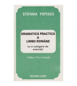 Gramatica practica a limbii...