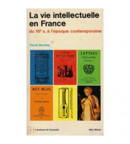 La vie intellectuelle en...