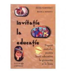 Invitatie la educatie