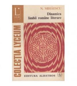 Dinamica limbii romane...