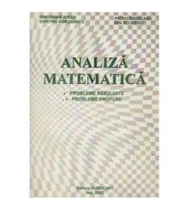Analiza matematica -...