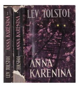 Anna Karenina - vol. 1, 2