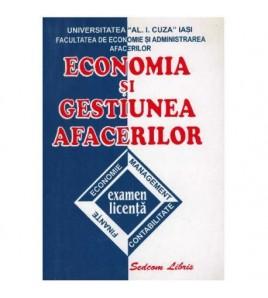 Economia si gestiunea...