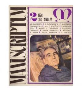 Manuscriptum - 2/1974 (15)...