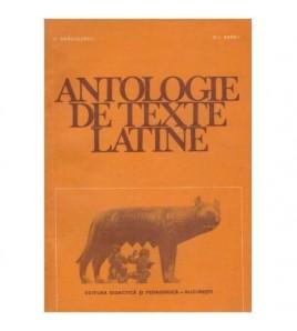 Antologie de texte latina
