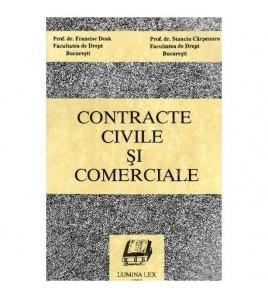 Contracte civile si comerciale