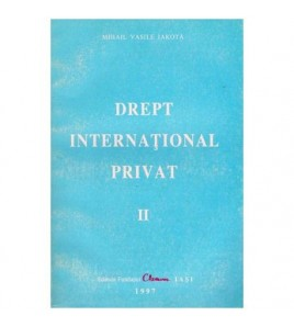 Drept international privat...