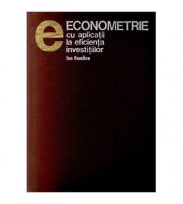 Econometrie cu aplicatii la...
