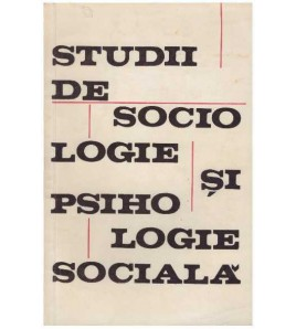 Studii de sociologie si...