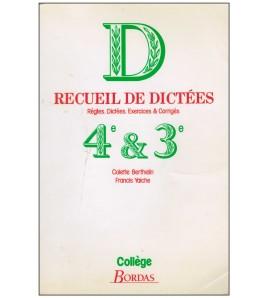 Recueil de dictees -...