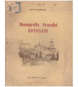 Monografia orasului Botosani