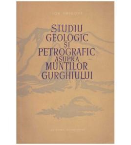 Studiu geologic si...
