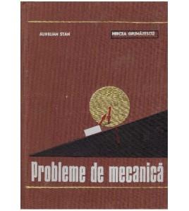 Probleme de mecanica