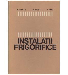 Instalatii frigorifice