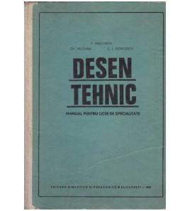 Desen tehnic - manual...