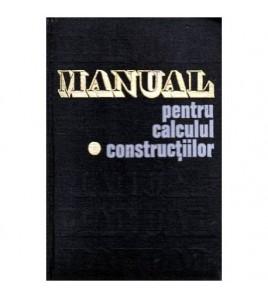 Manual pentru calculul...