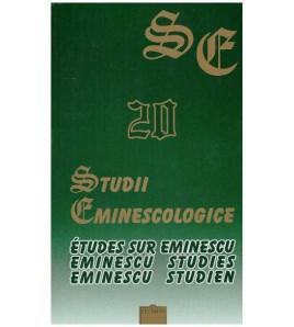 Studii eminescologice - 20