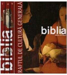 Biblia  vol. 7, 8, 9 -...