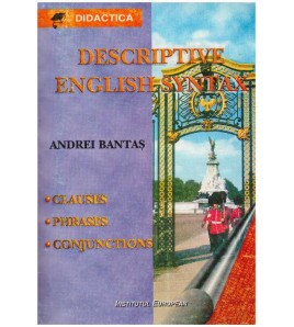Descriptive english syntax