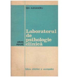 Laboratorul de psihologie...