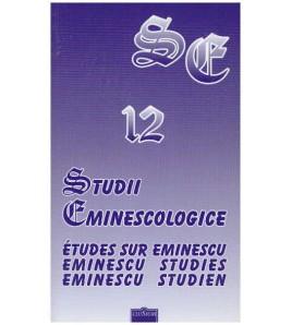 Studii eminescologice - 12