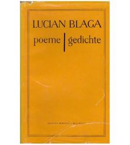 Poeme / Gedichte - ed....