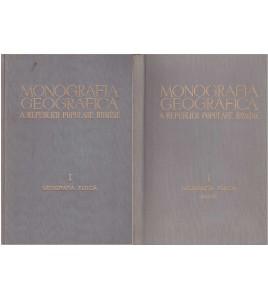 Monografia geografica a...