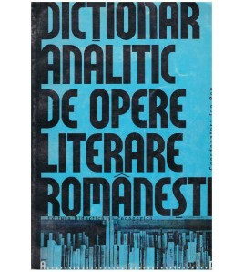 Dictionar analitic de opere...