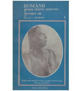 Romanii - originea,...