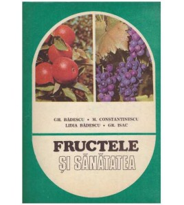 Fructele si sanatatea