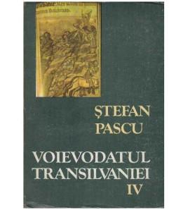 Voievodatul Transilvaniei - IV