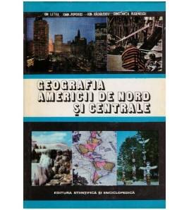 Geografia Americii de Nord...