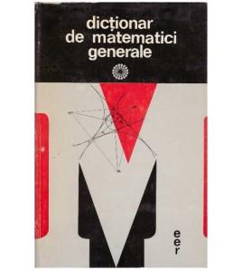 Dictionar de matematici...