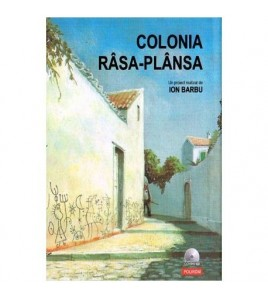 Colonia Rasa-plansa + CD