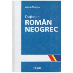 Dictionar roman neogrec