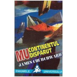 Mu - continentul disparut