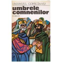 Umbrele comnenilor - roman