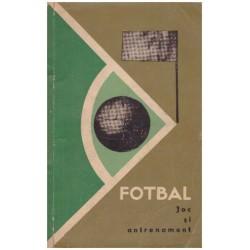 Fotbal - joc si antrenament