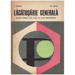 Lacatusarie generala - manual