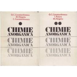 Chimie anorganica - vol. I, II