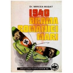 1940 Drama Romaniei Mari