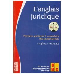 L'anglais juridique -...