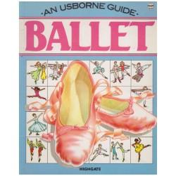 An usborne guide - Ballet