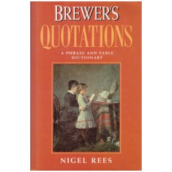 Brewer's quotations - a...
