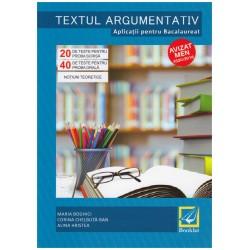 Textul argumentativ -...