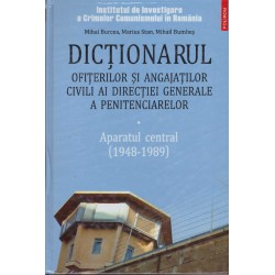 Dictionarul ofiterilor si...